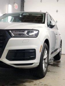 Audi Q7 PPF