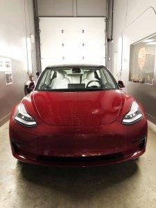 Tesla model 3 ppf