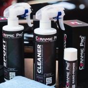CeramicPro coating