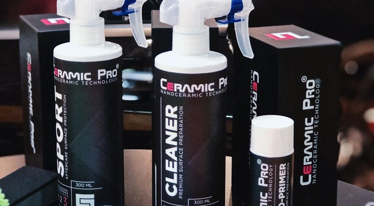 CeramicPro coating