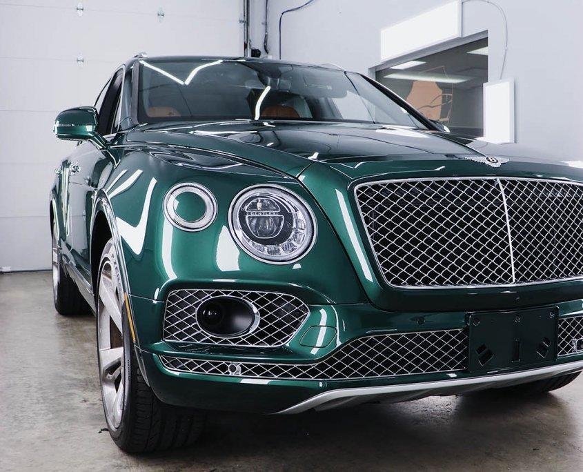 Bentley bentayaga kavaca