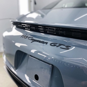 Paint Protection film warranty