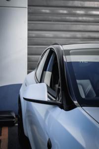 Tesla model y pillardelete