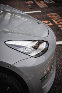 Tesla 3 vinyl Wrap