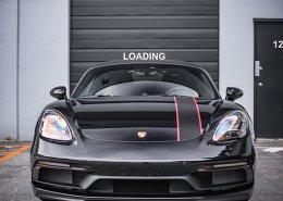 Porsche 718 Boxter PPF