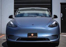 Tesla Model Y wrap